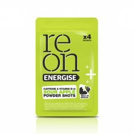 Product information Reon Energy Powder Shots Sour Apple Vitamin B12 and Caffeine